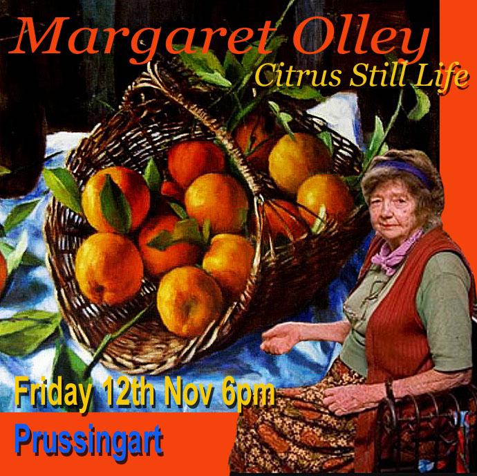 """Margaret Olley """"Citrus Still Life"""""""